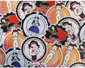 Set of 4 Stickers Sevicre...
