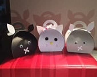 Three Little Kittens Party Favor Boxes-12