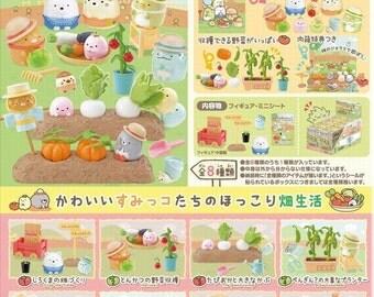Re-ment Sumikko Gurashi Farm  Miniature Figure 8 Box Set - Rement - Mini Dolls -すみっコぐらし