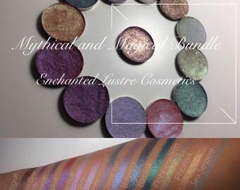Mythical & Magical Eyeshadow Bundle