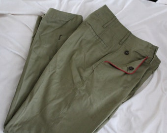 Vintage Boy Scout Uniform Pants (1960's)