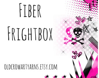 Fiber Frightbox Sock Yarn Club