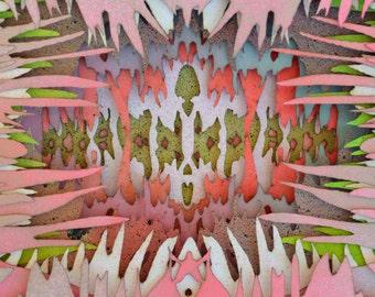 Diorama: Magnetic Sphincter II