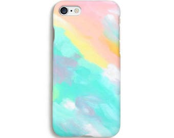 Watercolor iPhone 7 Case iPhone 6 6s Case iPhone 6 Plus iPhone X Case iPhone 8 8 Plus SE Case Samsung Galaxy S6 S7 S8 Case Cover iphone x