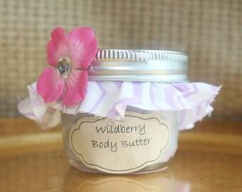Wildberry Body Butter