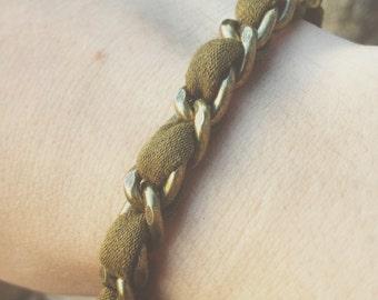 Vegetable color bracelet