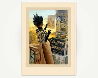 Hugo d'Alesi Art Print - Maîtres de L'Affiche Poster Art