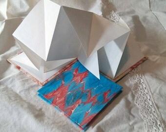 folding book, magic book, photo book, sketchbook