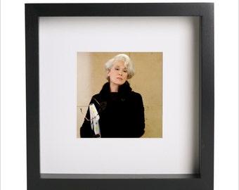 Meryl Streep as Miranda Priestly Devil Wears Prada photo print | Use in IKEA Ribba frame | Looks great framed for gift | Free Shipping | #3