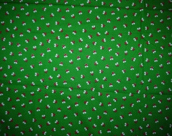 "Tampella - Berit Woelfer - ""Ding- Dong"" - Christmas Bells - Fabric - Craft - 1981"