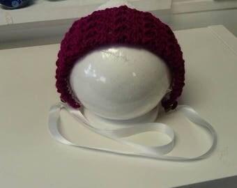 Girls bonnet
