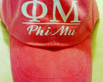 Phi Mu Hat