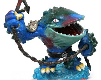 Thumpback, Customized Skylanders Giants Figure