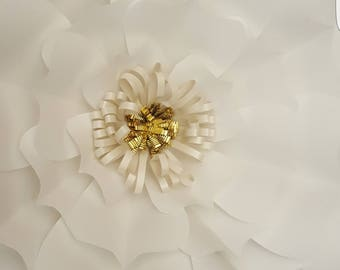Paper Flower Template  PDF files #9