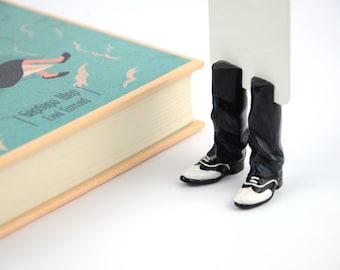 Gangster Bookmark, Mafia Bookmark, Godfather bookmarker, Bookmark in Gift box