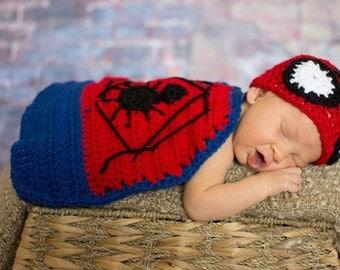 Superhero Spiderman Photography Prop