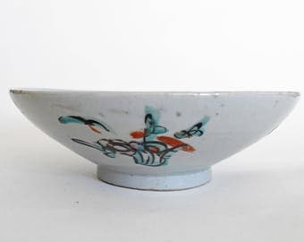 Chinese Porcelain, Antique Chinese Bowl, Antique Chinese Dish, Asian Antiques, Tongzhi Antique, Chinese Porcelain Bowl, Chinese Antiques