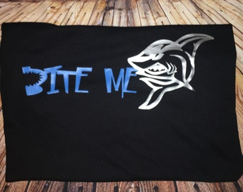 Bite Me Shark Week Shirt
