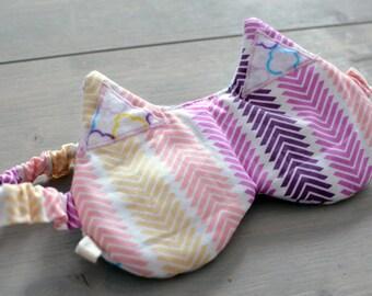 Sleeping mask cat / cat sleep mask