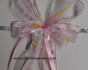 Gift bow for gifts, Kindercone, girls or young women.