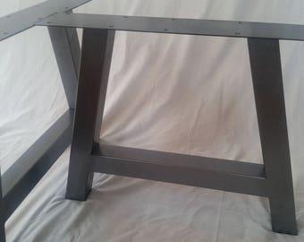 Metal Table Legs - A-Frame Table Legs