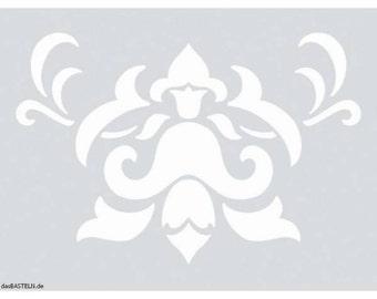 Code: HA-35028000 Marabu Versaille stencil-006