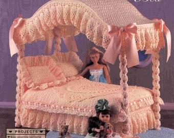 84. Barbie doll furniture crochet pattern n pdf