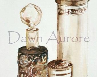 Elixir perfumed