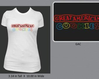 Custom LOGO Vinyl & Rhinestone apparel