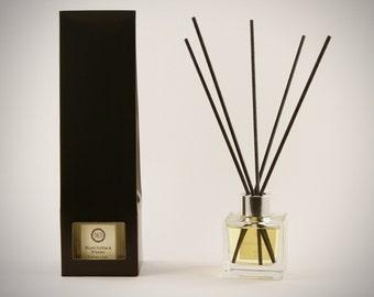 Black Coffee & Tobacco Diffuser - 100ml