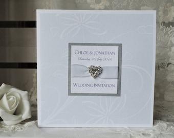 Wedding Invitation - Louisa - SAMPLE