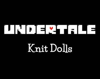 Undertale Pre made Dolls