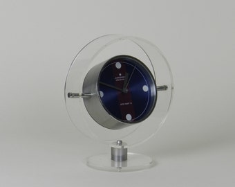 Junghans Lucite Clock