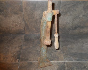 Antique Sampson Bottle Cap Press