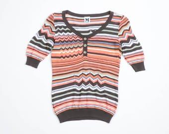 MISSONI - Cotton t-shirt