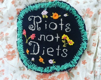 Riots not Diets! Patch