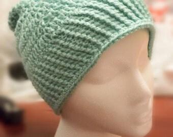 Crocheted Floppy Hat