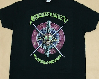 Monster Magnet Spine Of God, T-shirt 100% Cotton