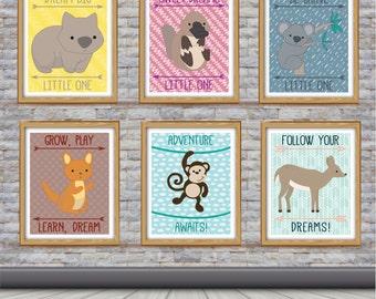 DIGITAL COPY Nursery Quote Print
