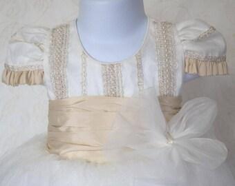 Girl Baptism Dress, Baptism gown for toddler, Girl Baptism gown dress, Girl Baptism dress,  Baptism Dress for toddler, Flower girl dress