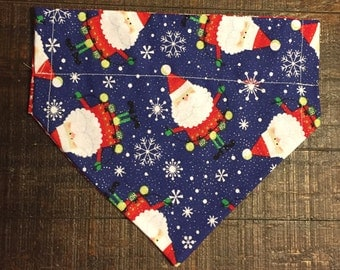 Santa Clause is Coming to Town! Dog Bandana