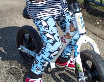 Organic Leggings: Organic Baby Leggings, Toddler Leggings, Boy Leggings, Girl Leggings, Boho Baby, Hipster Baby Clothes, Shark Leggings