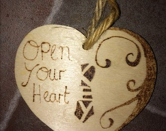 open your heart tag