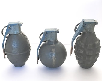 WWII STYLE grenade *Multiple Variations*