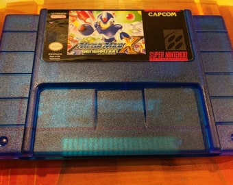 Mega Man X - Generation - SNES - Super Nintendo - NTSC
