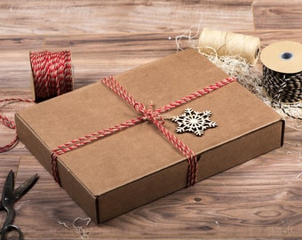 Gift Wrap for Cutting Boards