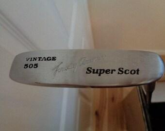 Tommy Armour Vintage Super Scot Putter