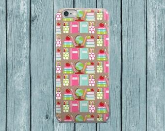 iPhone 5/5s/SE | iPhone 6/6s | iPhone 6 Plus/6s Plus |  iPhone 7 | iPhone 7 Teacher/School Design iPhone Case