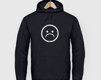 Smiley man swag Fashion oversize Hoodie Hoody