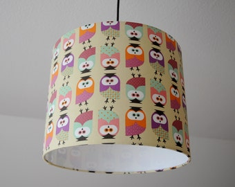 "Lampshade ""Owl"""